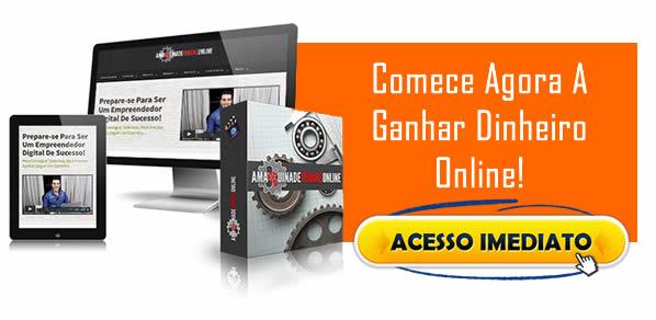 Máquina de Venda Online - Ganhar Dinheiro